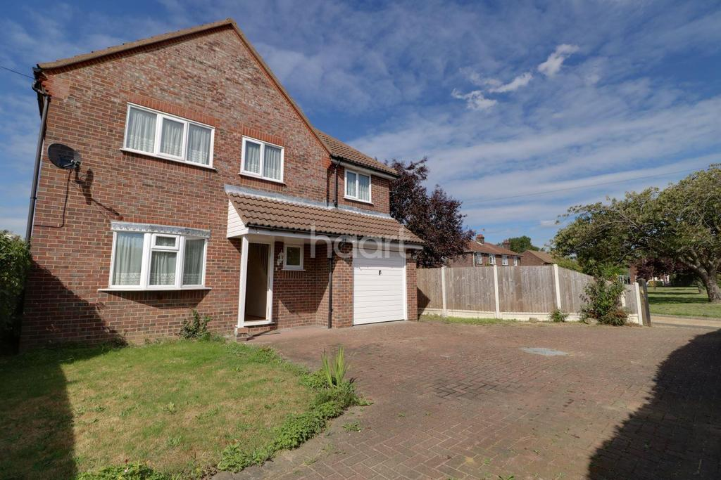 4 Bedrooms Detached House for sale in Mollands Lane, Brandon Groves
