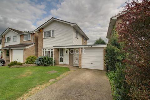 3 bedroom detached house for sale - Blandford Gardens, Peterborough