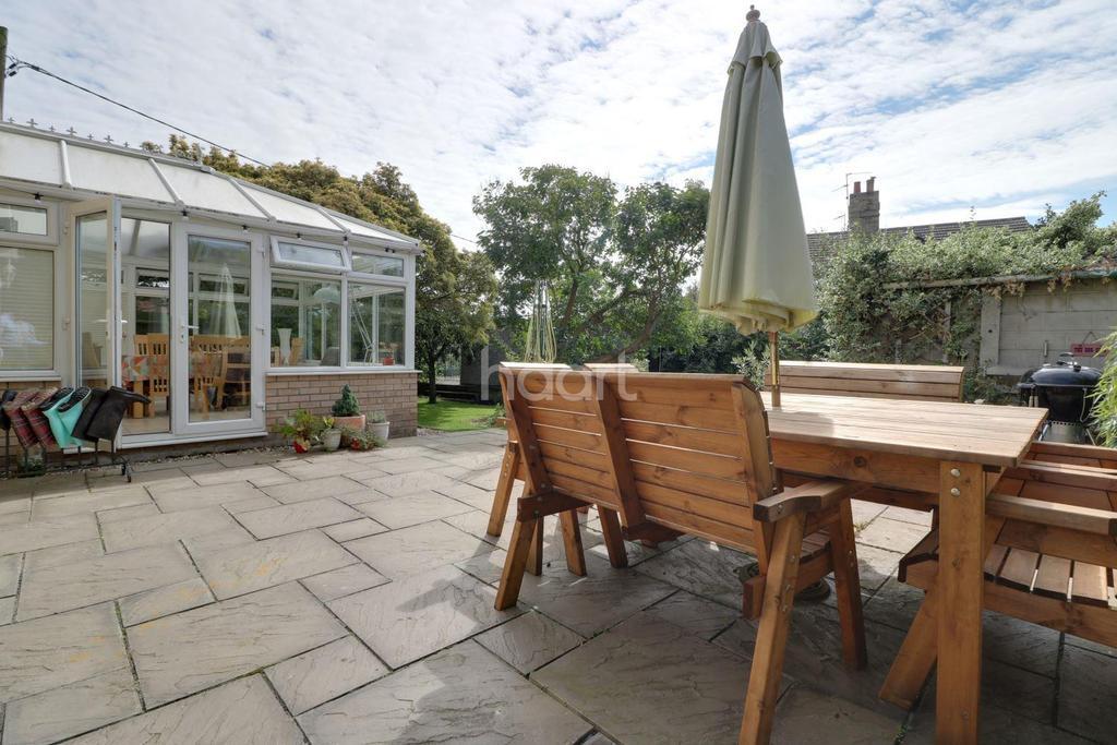 3 Bedrooms Bungalow for sale in Benwick
