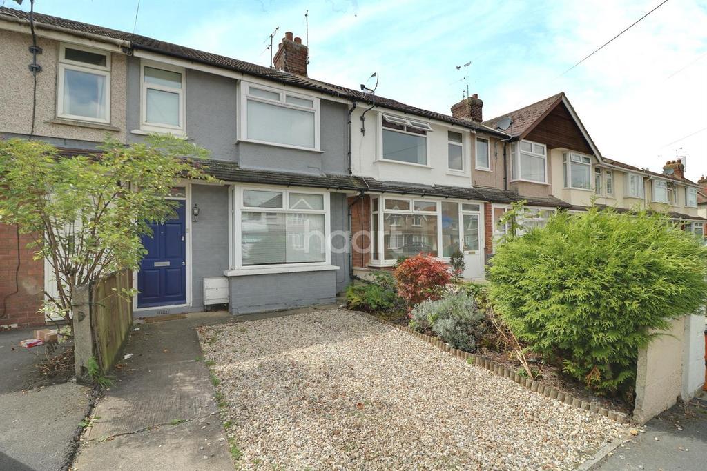 2 Bedrooms Terraced House for sale in Surrey Road, Swindon, Wiltshire