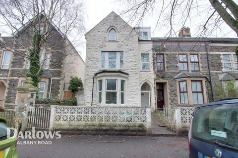 7 bedroom end of terrace house for sale - Stacey Road, Cardiff