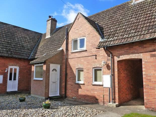 2 Bedrooms Terraced House for sale in Chequers Cottages, Off Chequers Road, Goudhurst, Kent TN17 1DJ
