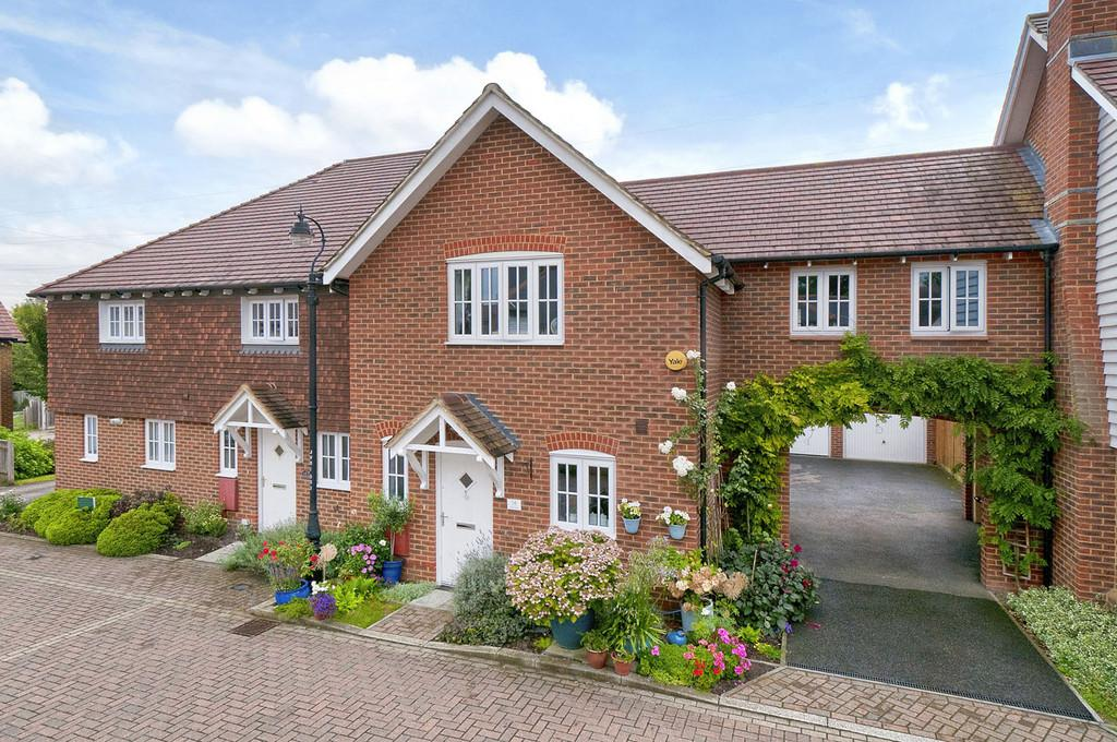 3 Bedrooms End Of Terrace House for sale in Vigor Close, East Malling