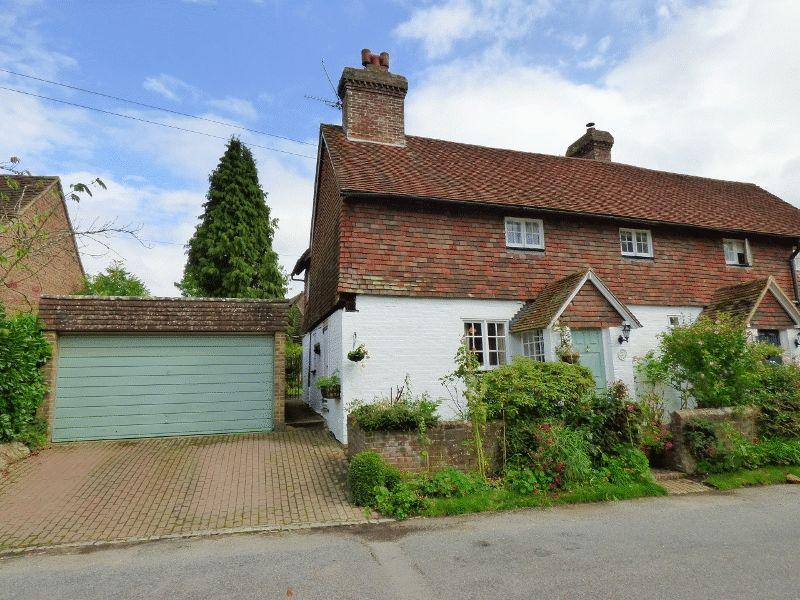 2 Bedrooms Semi Detached House for sale in The Street, Warninglid, West Sussex