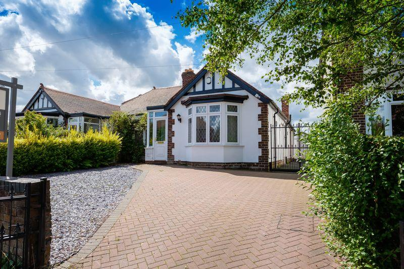 4 Bedrooms Semi Detached Bungalow for sale in Birches Road, Codsall, Wolverhampton
