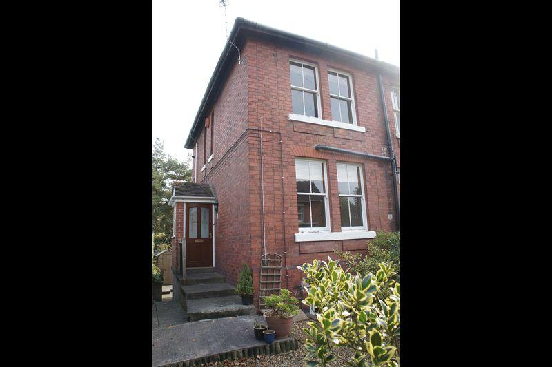 3 Bedrooms End Of Terrace House for sale in Biddulph Road, Congleton