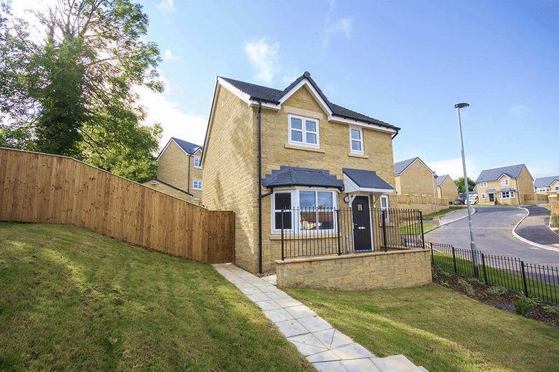 3 Bedrooms Detached House for sale in Thomas Percy Close, Alnwick