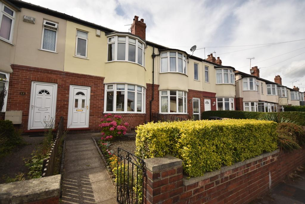 2 Bedrooms Terraced House for sale in Olive Grove, Harrogate