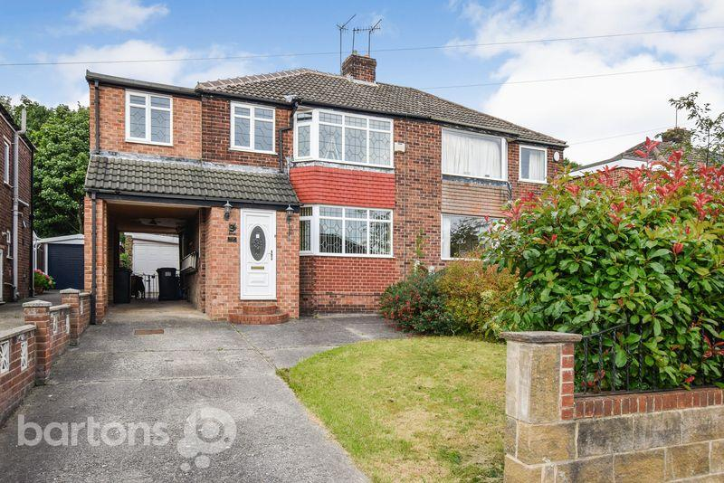 4 Bedrooms Semi Detached House for sale in Hungerhill Road, Kimberworth