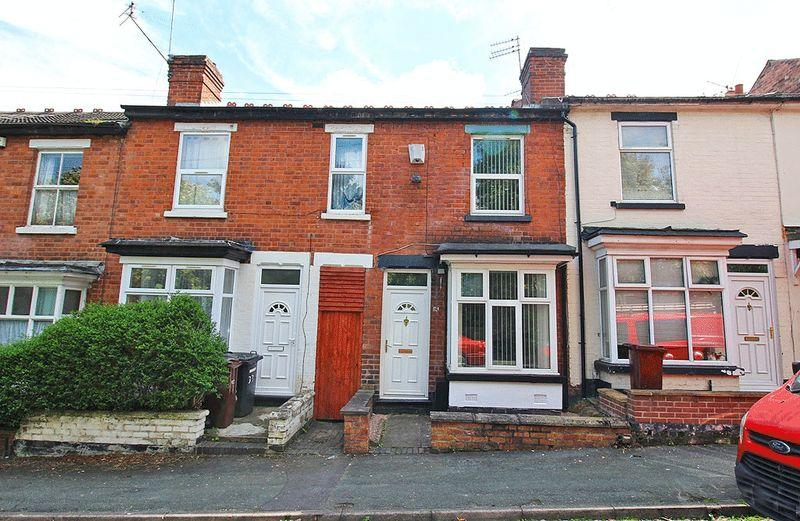 2 Bedrooms Terraced House for sale in Bingley Street, Pennfields, Wolverhampton