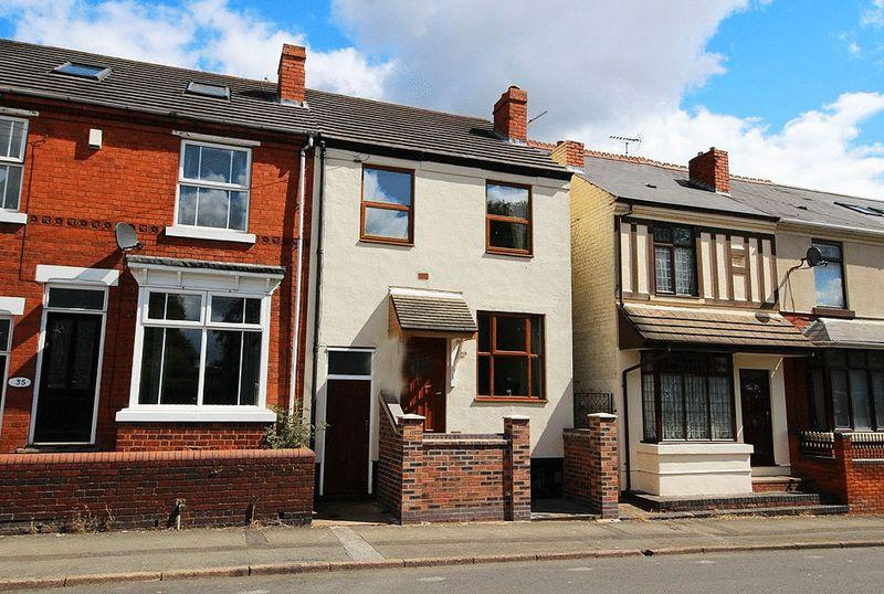2 Bedrooms End Of Terrace House for sale in Lake Street, LOWER GORNAL