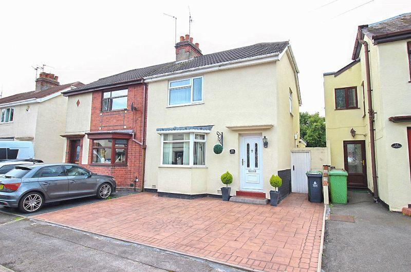 2 Bedrooms Semi Detached House for sale in Sandwell Avenue, Darlaston