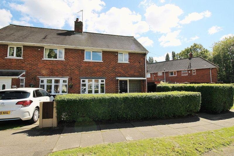 2 Bedrooms Semi Detached House for sale in Gower Street, Walsall