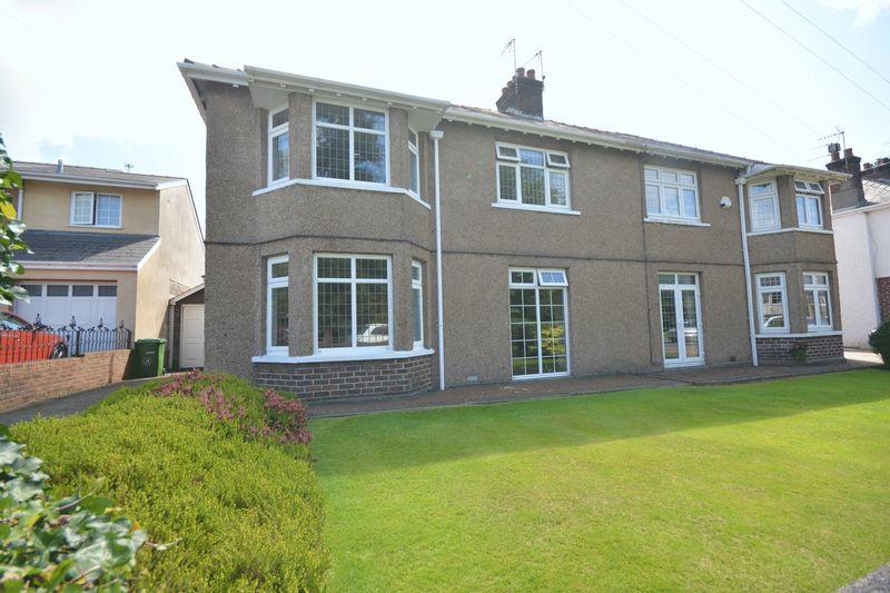 3 Bedrooms Semi Detached House for sale in Bowham Avenue, Bridgend