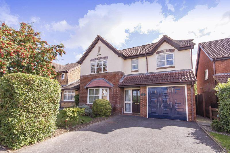 4 Bedrooms Detached House for sale in TAWNY WAY, LITTLEOVER