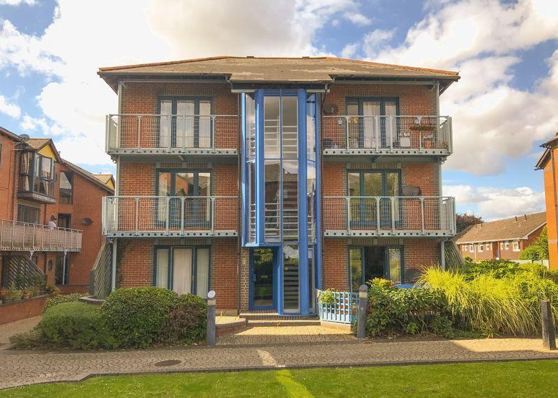 2 Bedrooms Apartment Flat for sale in Alfredston Place, Wantage