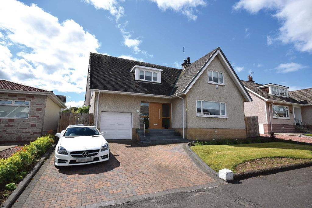 3 Bedrooms Detached House for sale in Roland Crescent, Newton Mearns, Glasgow, G77 5JT