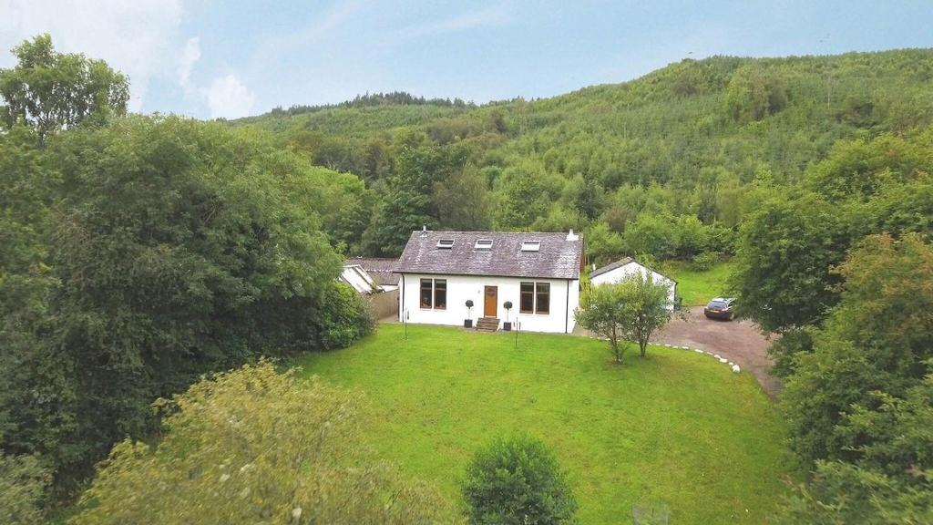 2 Bedrooms Detached House for sale in Mambeg, Garelochhead, Argyll Bute, G84 0EN
