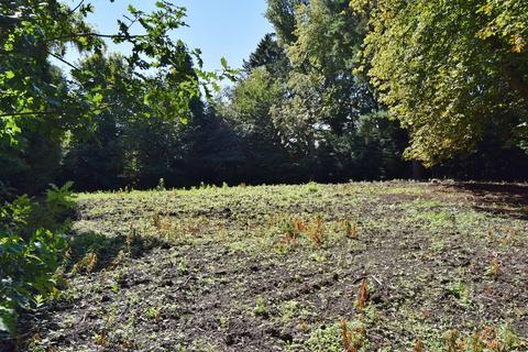 Plot for sale - Runnymede Road, Darras Hall, Ponteland, NE20