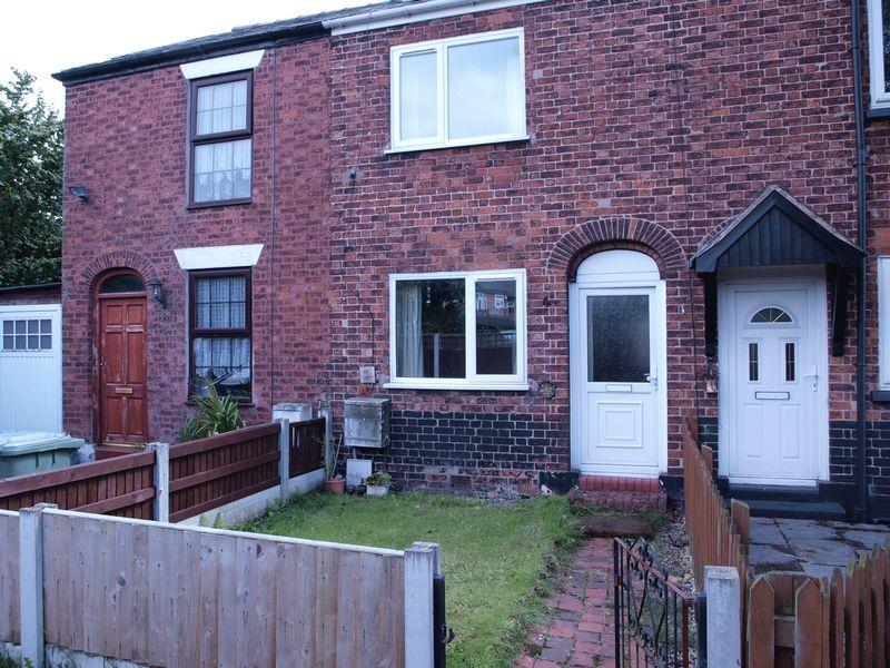 2 Bedrooms Terraced House for sale in Burgess Place, Castle, Northwich, CW8 1HZ