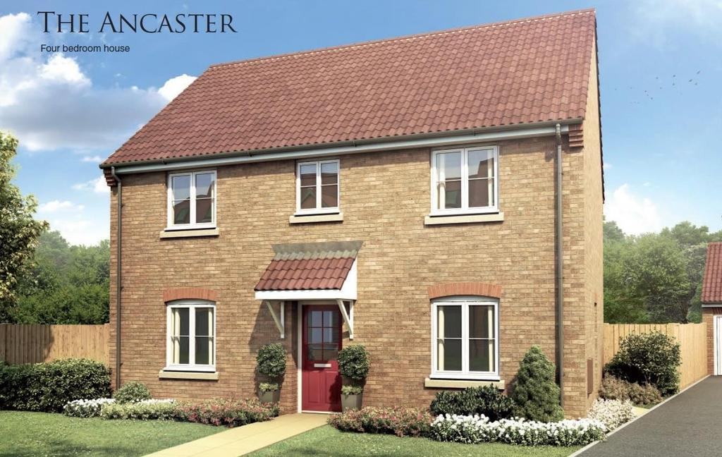 4 Bedrooms Detached House for sale in Pinchbeck Fields, Pinchbeck, PE11