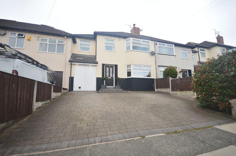 5 Bedrooms Semi Detached House for sale in Felltor Close, Woolton