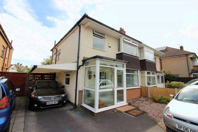 3 Bedrooms Semi Detached House for sale in Thingwall Drive