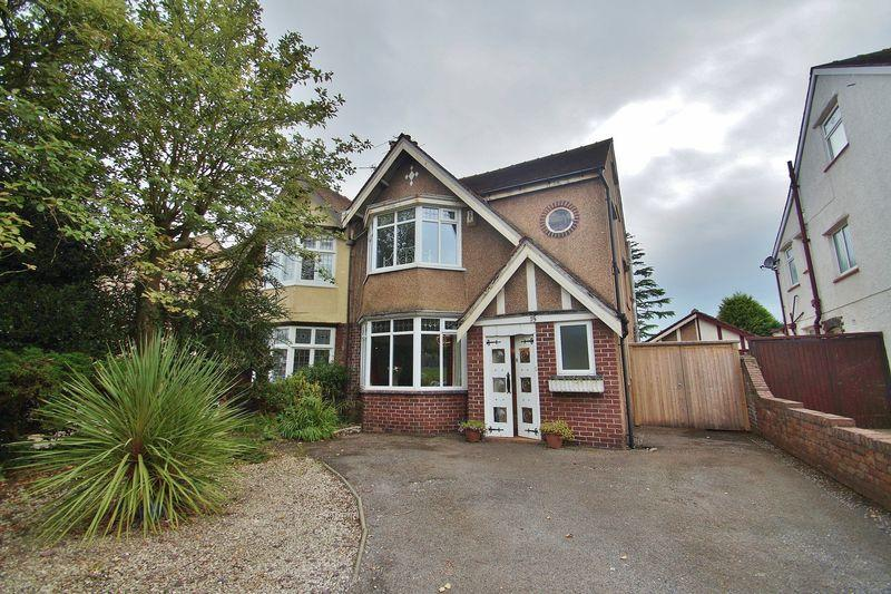 4 Bedrooms Semi Detached House for sale in Lynton Drive, Hillside