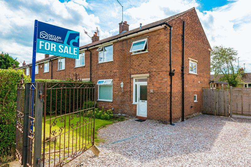 3 Bedrooms Terraced House for sale in Wade Crescent, Northwich