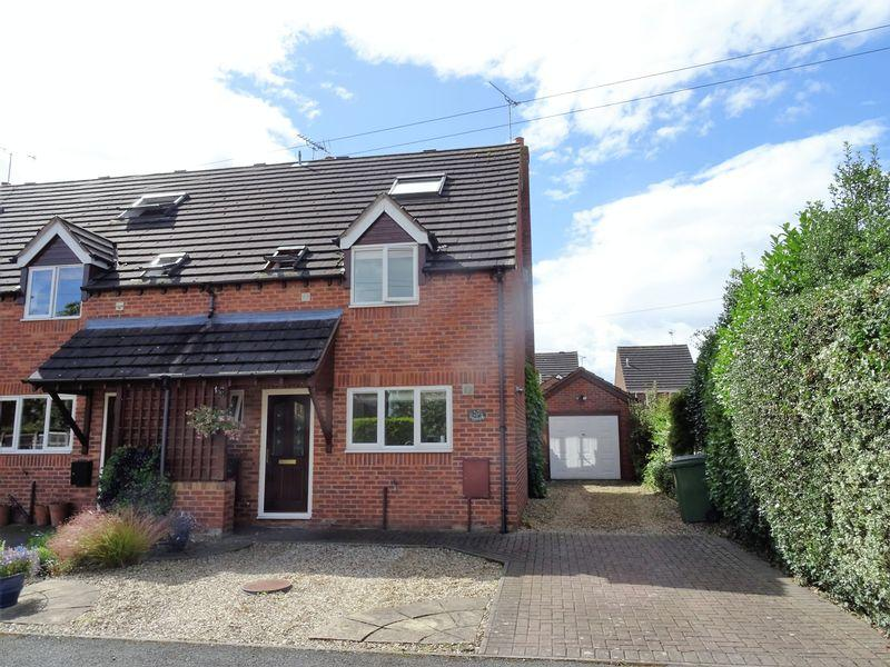 4 Bedrooms End Of Terrace House for sale in The Orchards, Wrexham