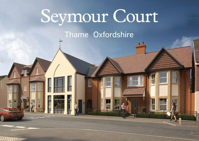 2 Bedrooms Apartment Flat for sale in Retirement Homes, Thame, Oxfordshire