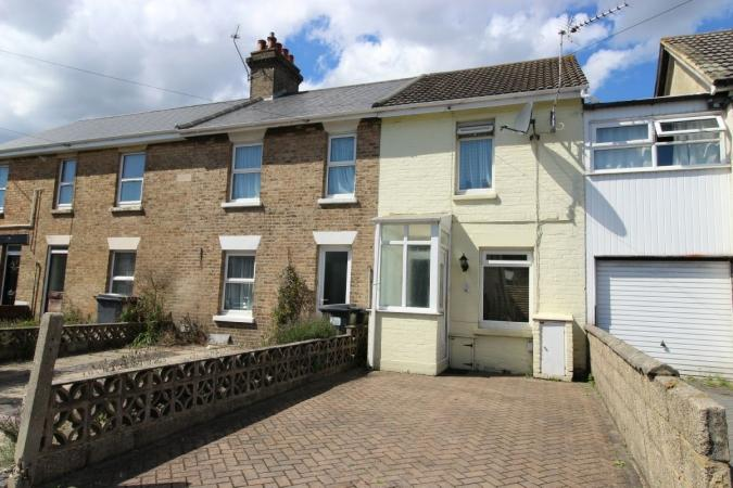 2 Bedrooms Terraced House for sale in Windham Road, Boscombe