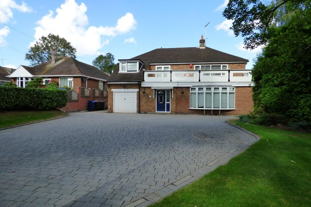 4 Bedrooms Detached House for sale in Lodge Hill, Tutbury