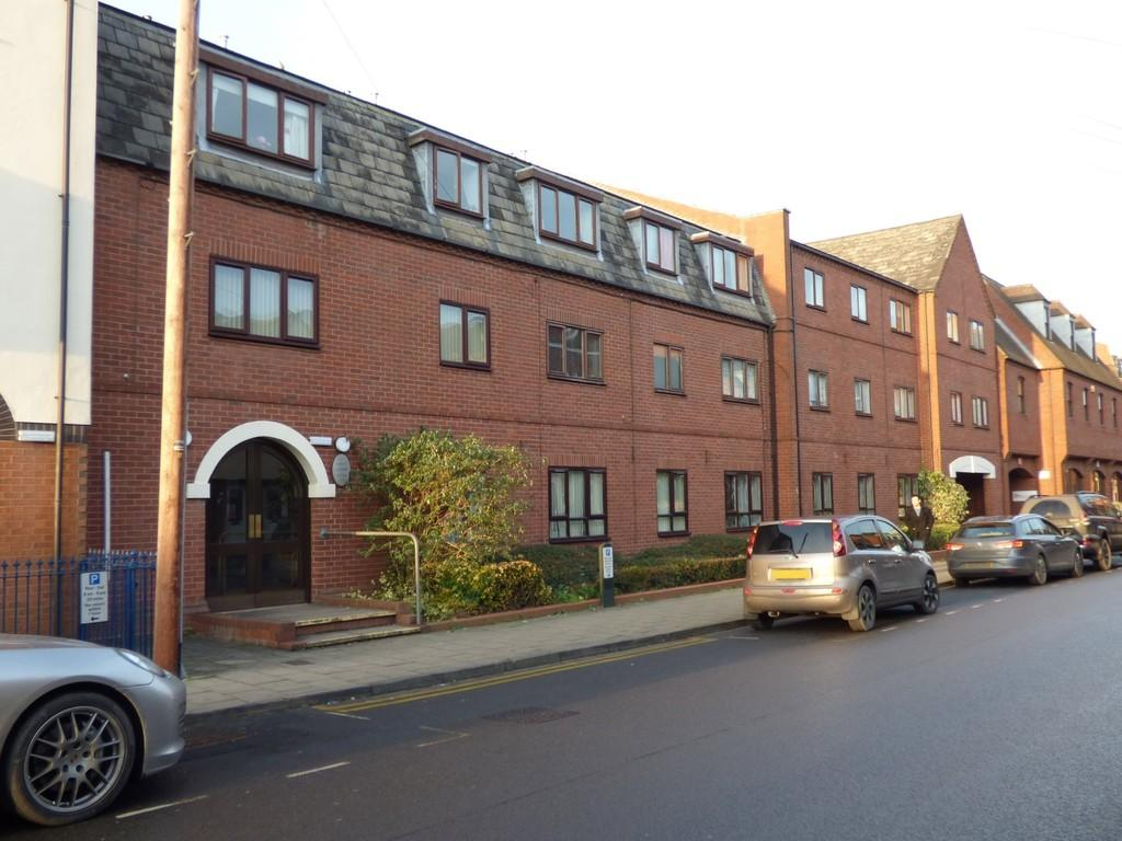 1 Bedroom Apartment Flat for sale in Sarah Siddons House, Wade Street, Lichfield