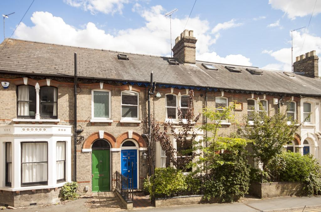 4 Bedrooms Terraced House for sale in Holland Street, Cambridge