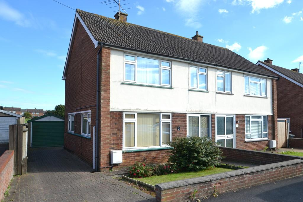 3 Bedrooms Semi Detached House for sale in Dryden Road, Ipswich, IP1 6QN