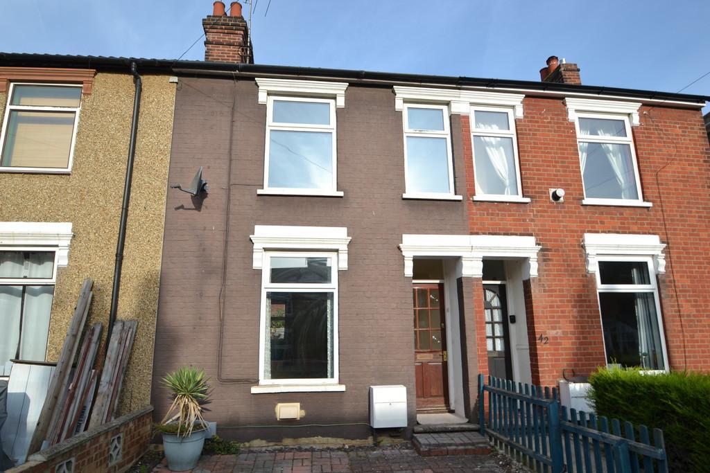 3 Bedrooms Terraced House for sale in Orwell Road, Ipswich, IP3 8HZ
