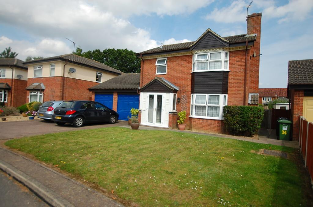 3 Bedrooms Detached House for sale in Sampson Road, North Walsham