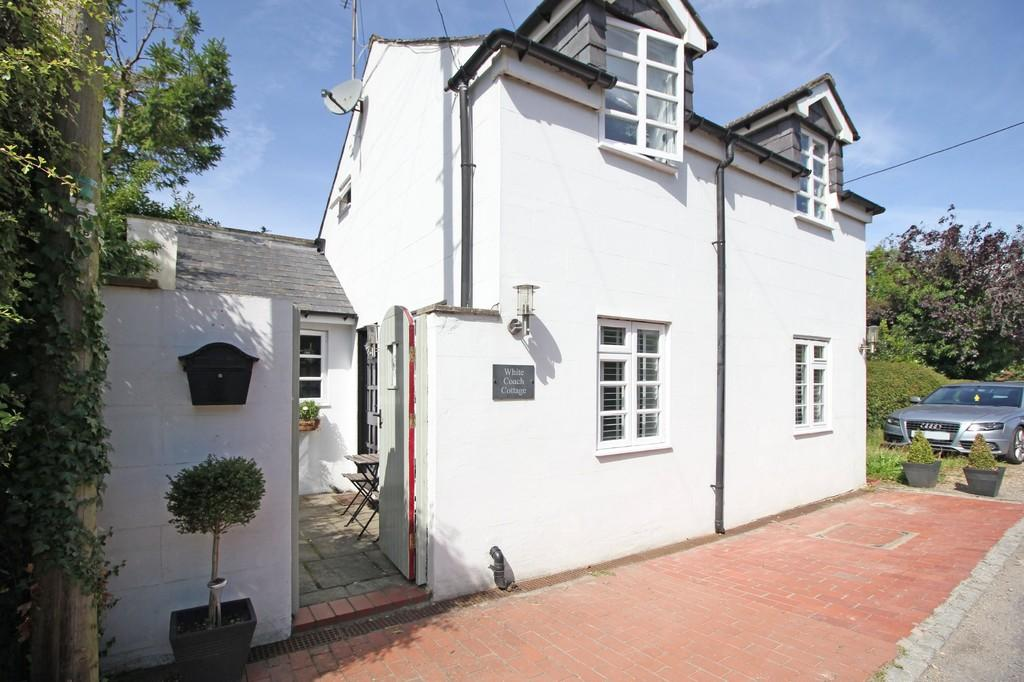 2 Bedrooms Cottage House for sale in Poynings Road, Poynings