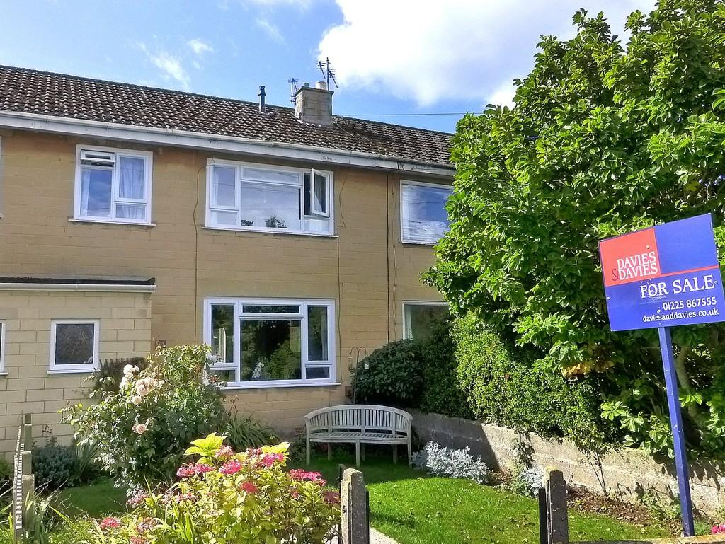 3 Bedrooms Terraced House for sale in Downs View, Bradford on Avon