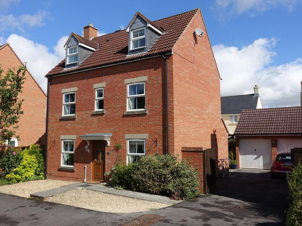 4 Bedrooms Detached House for sale in Staverton Marina, Trowbridge