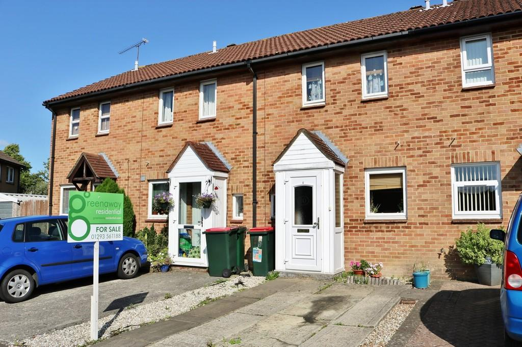 2 Bedrooms Terraced House for sale in Cottesmore Green, Crawley, RH11