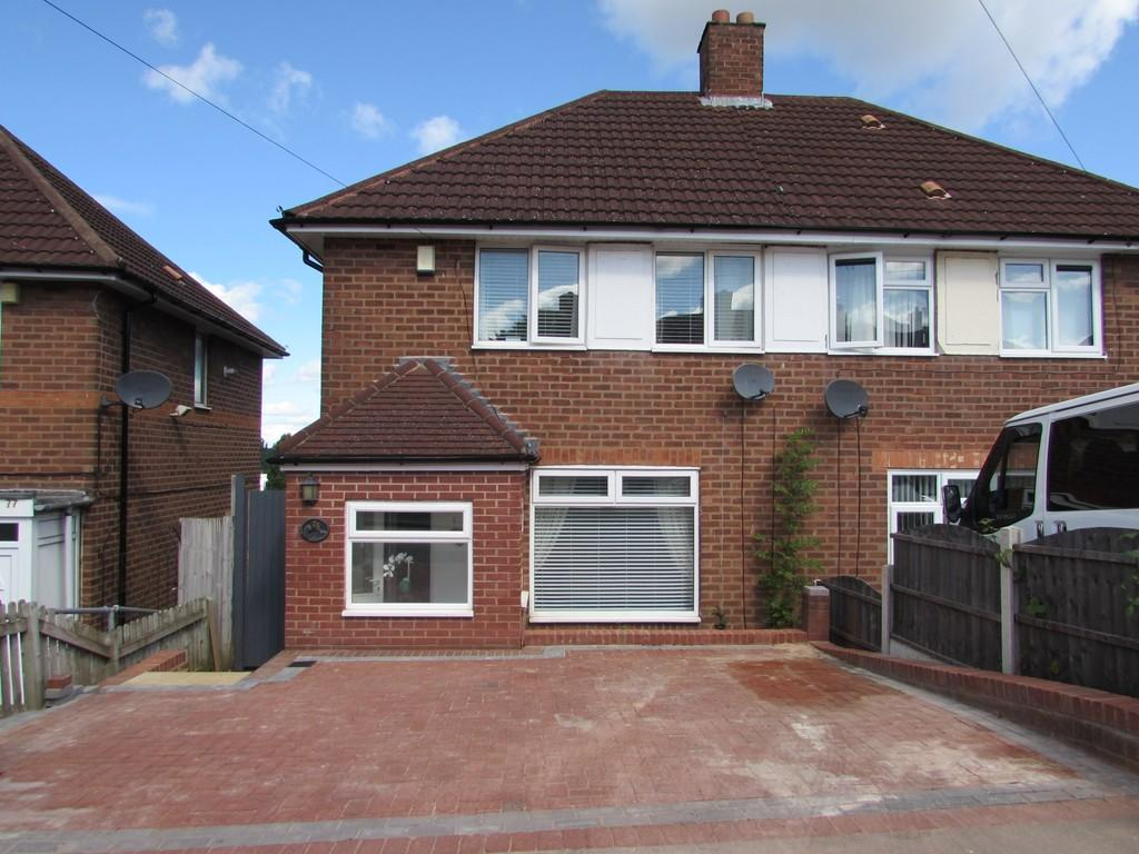 2 Bedrooms Semi Detached House for sale in Highters Road, Birmingham