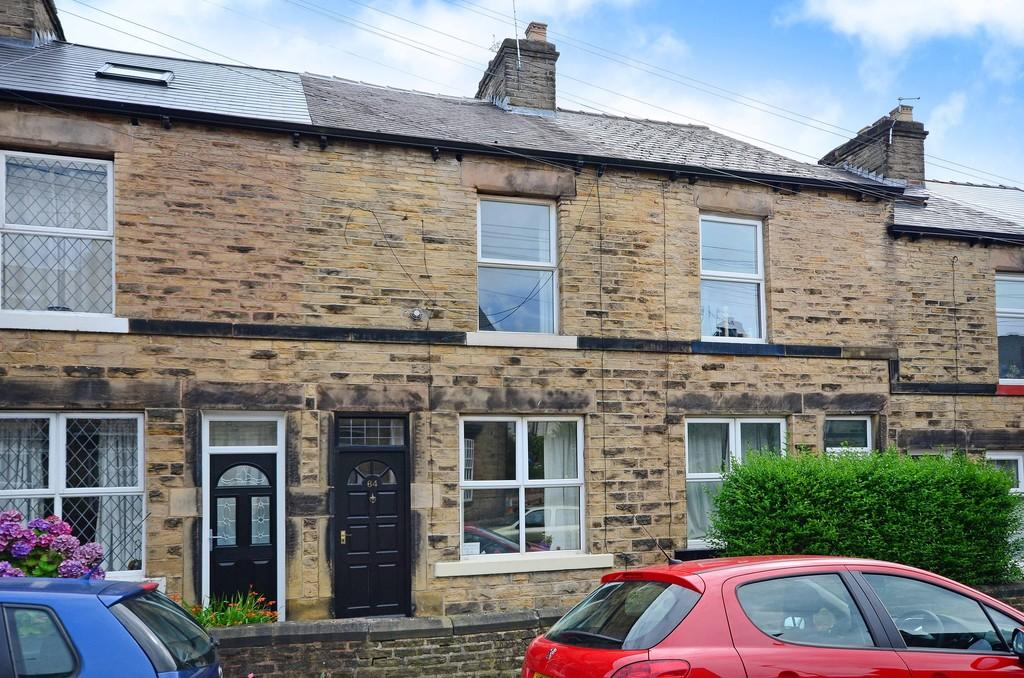 3 Bedrooms Terraced House for sale in Salisbury Road, Crookes