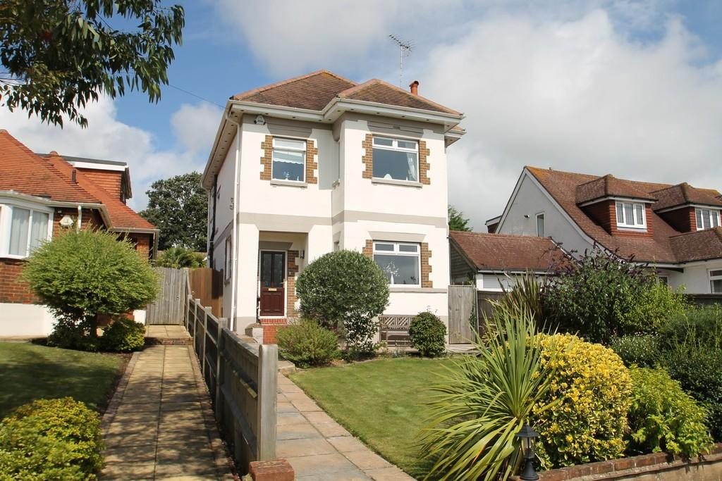 3 Bedrooms Detached House for sale in Arundel Road, Worthing, BN13 3EJ