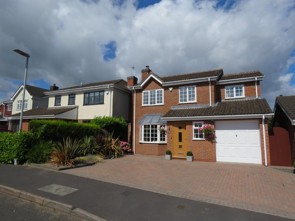 4 Bedrooms Detached House for sale in Fullbrook Close, Monkspath