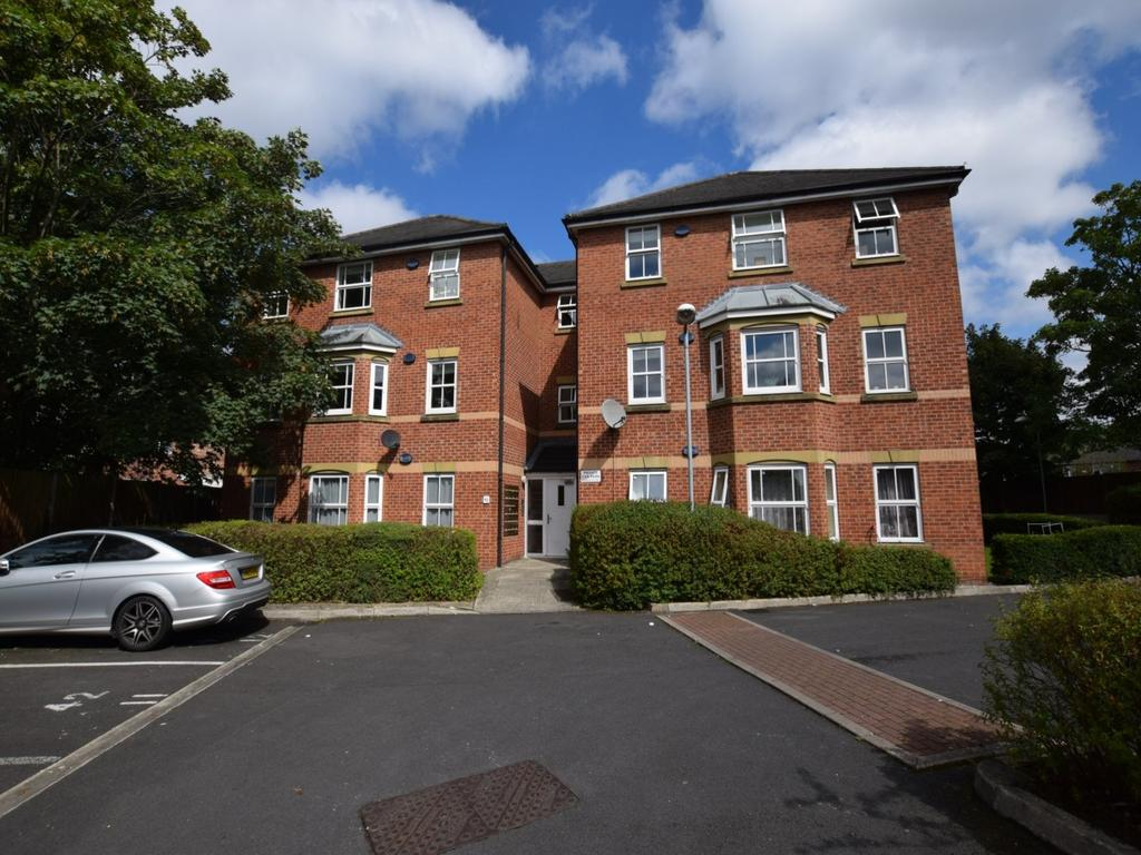 2 Bedrooms Apartment Flat for rent in Wilbraham Road, Manchester