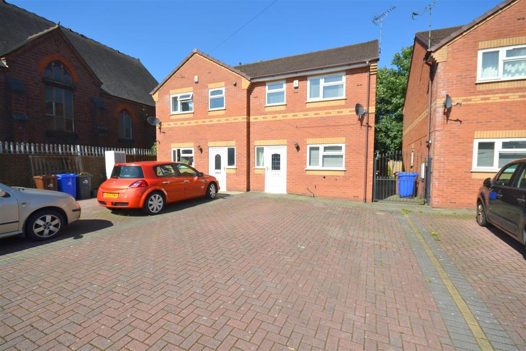 3 Bedrooms Semi Detached House for sale in Uttoxeter Road, Meir, Stoke-On-Trent
