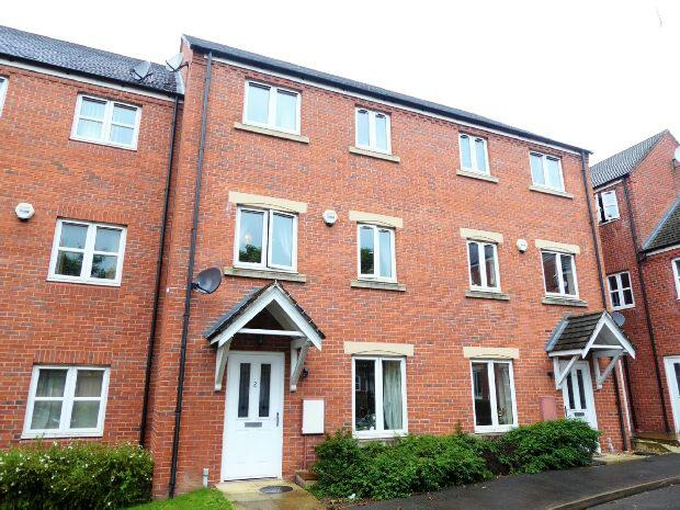 4 Bedrooms Terraced House for sale in Clarkes Court, Banbury