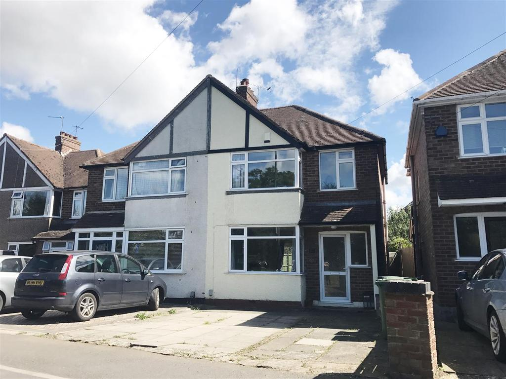 3 Bedrooms Semi Detached House for sale in Tachbrook Road, Leamington Spa